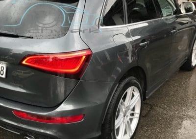 Audi Lackierung