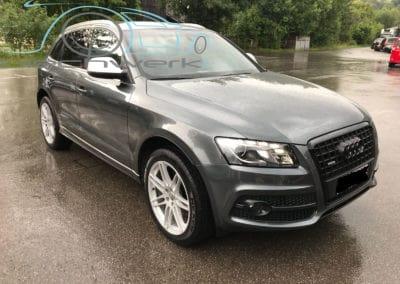 Audi Lackierung Hindelang