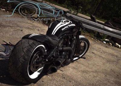 Blechwerk Sued Harley Davidson