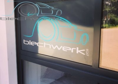 Blechwerk Sued Logo