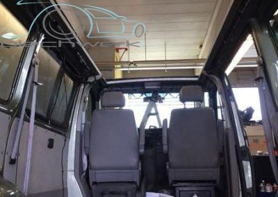 Bus Innenausbau