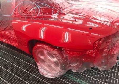 Mazda Lackierung