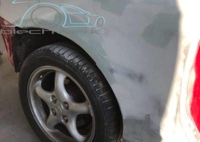 Mazda Spachtelarbeiten