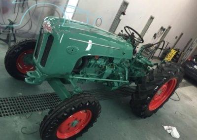 Traktor Lackierungen