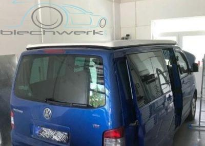 Umbau Aufstelldach VW